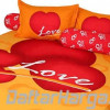 Motif, Model, Ukuran dan Harga Sprei My Love Terbaru April 2017