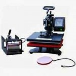 heat press machine 4 in 1