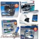 Daftar Harga Bohlam Mobil Philips