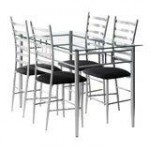 jysk-dining-table-4-chairs-glass-metal-svinninge-3.649 Jt