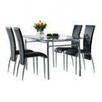jysk-dining-table-4-chairs-metal-black-storvorde-5.139 Jt