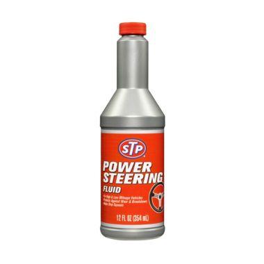 46 - stp power steering fluid 354 ml