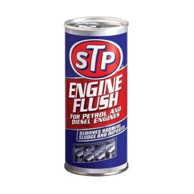 52 - stp engine flush
