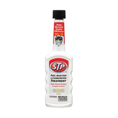 58 - stp fuel injector n carburetor cleaner 155-ml