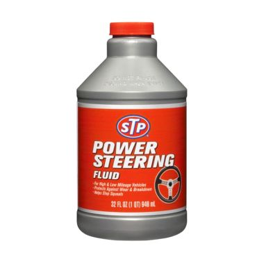 88 - stp power steering fluid 946 ml