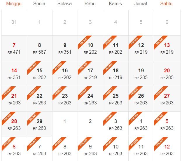 Jakarta - Lampung