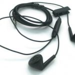 headset blackberry