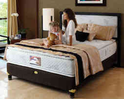 harga spring bed american
