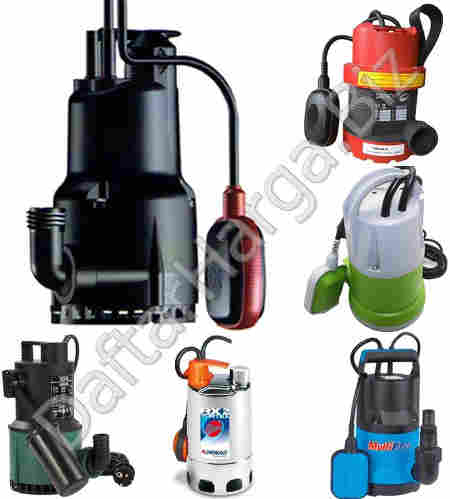 harga pompa air celup