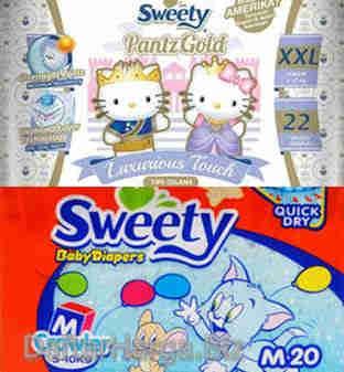 harga popok sweety 2016
