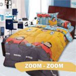 harga bed cove my love