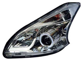 headlamp projector mobil