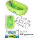 SM Doctor Dolphin Baby Bathtub - Bak Mandi Bayi - Tempat Mandi Bayi - Kolam Mandi Anak