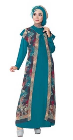 harga long dress hijab