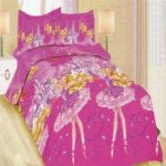 Bonita Sprei Queen 3D Motif Princess