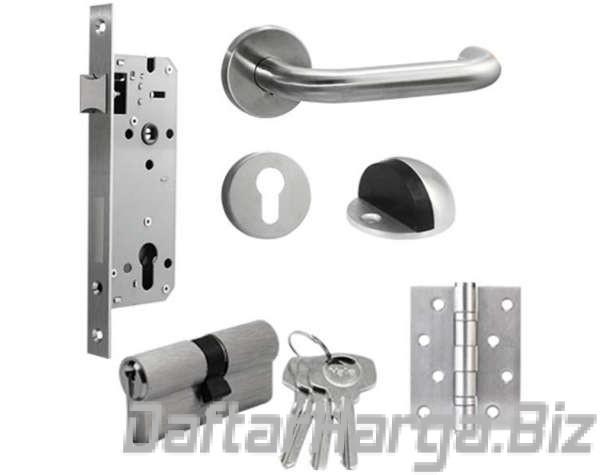 handle pintu & kunci