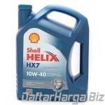 harga shell oil