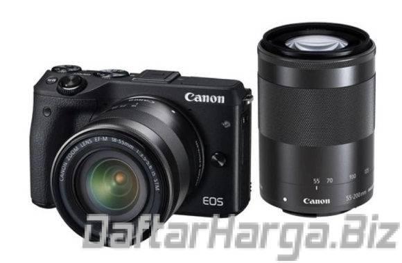harga camera canon mirrorless