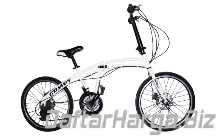 Daftar Harga Sepeda Lipat Murah Semua Merek Update Januari