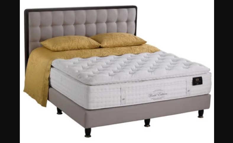 harga spring bed kingkoil